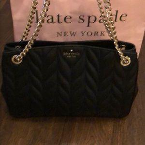 NWT Kate Spade black  Briar Lane Shoulder bag $459